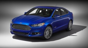 2013 Ford Fusion Energi and Hybrid models