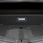 2013 Ford Fusion Energi trunk space