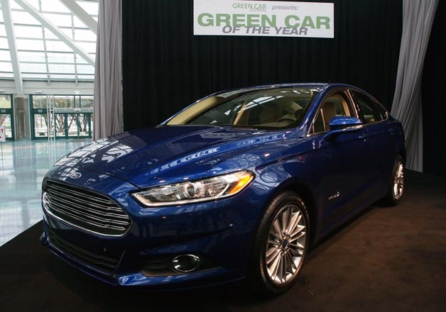 Ford Fusion Energy Green Car Of The Year